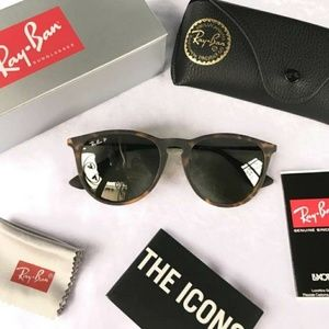 Brand New Authentic Ray Ban Erika polorized 😎